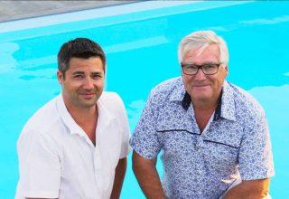 Norbert et Mathieu Combes