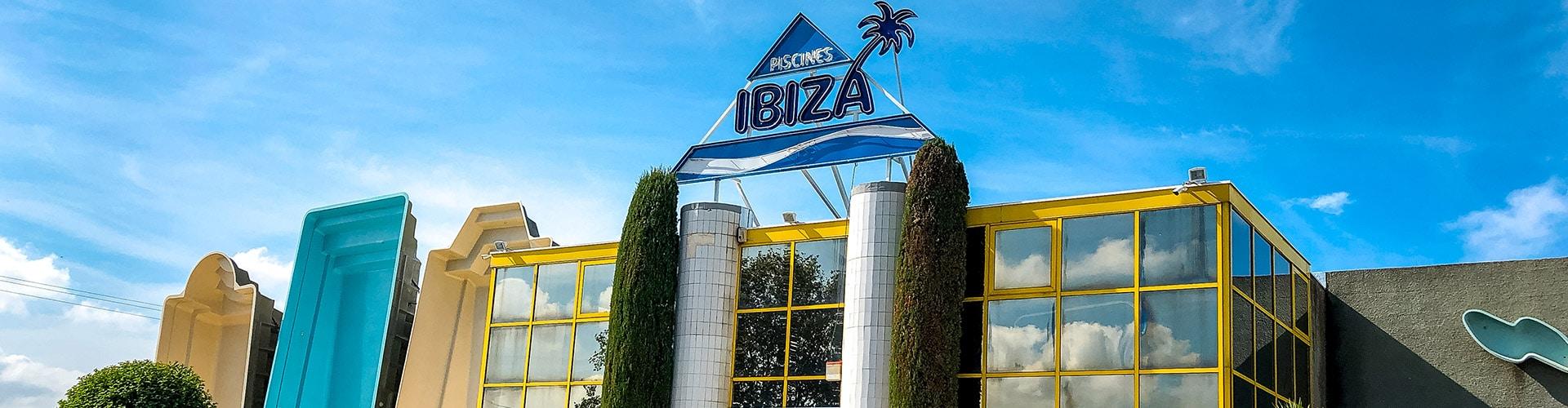 Siège Piscines Ibiza