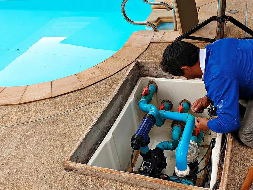Rénovation SAV piscine