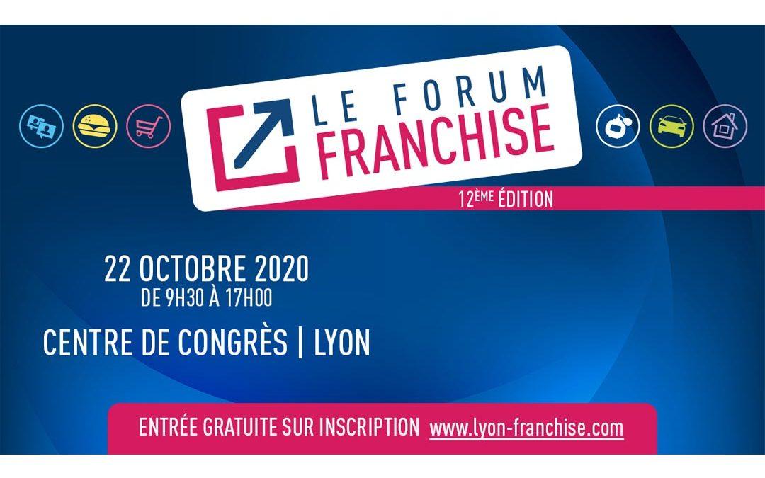 Bannière forum franchise Lyon 2020