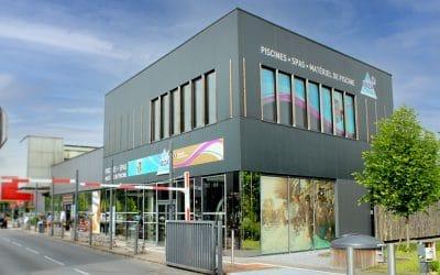 Un nouveau magasin Piscines Ibiza ouvre ses portes à Avelin, dans le département du Nord