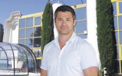 Mathieu Combes se livre sur la nouvelle dynamique insufflée au réseau Piscines Ibiza